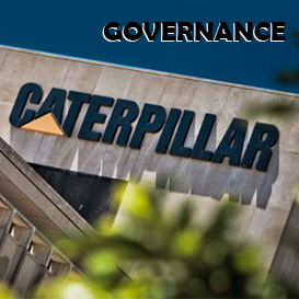 Gobierno de datos Caterpillar