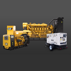 Equipos de energía y motores